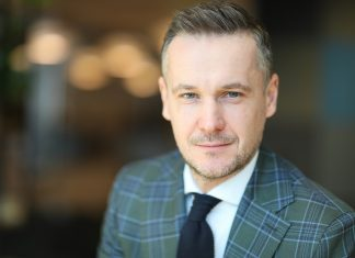 Emil Domeracki, dyrektor Działu Gruntów w Colliers International