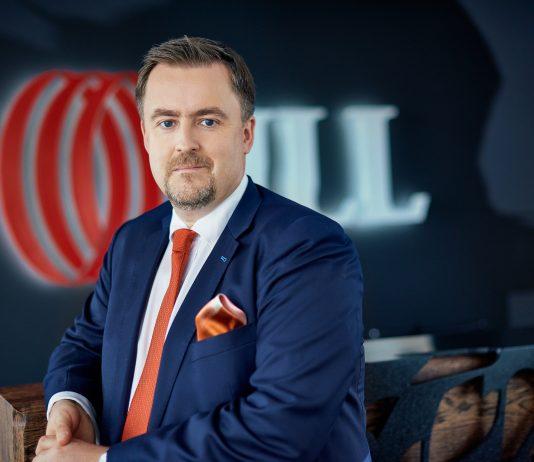 Jakub Sylwestrowicz, Dyrektor Działu Reprezentacji Najemcy, JLL