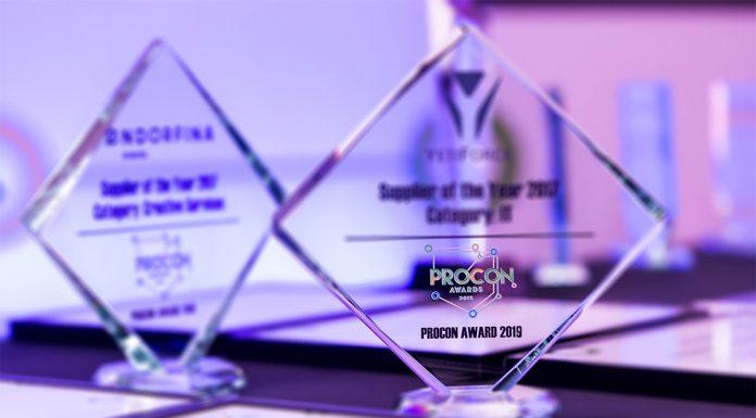 Konkurs PROCON Awards NAJLEPSZYCH DOSTAWCÓW usług dla biznesu