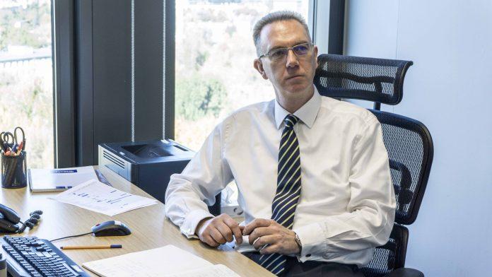 Paul Flanagan, Prezes Zarządu Euler Hermes w Polsce