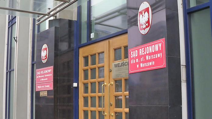 Sąd Rejonowy Warszawa