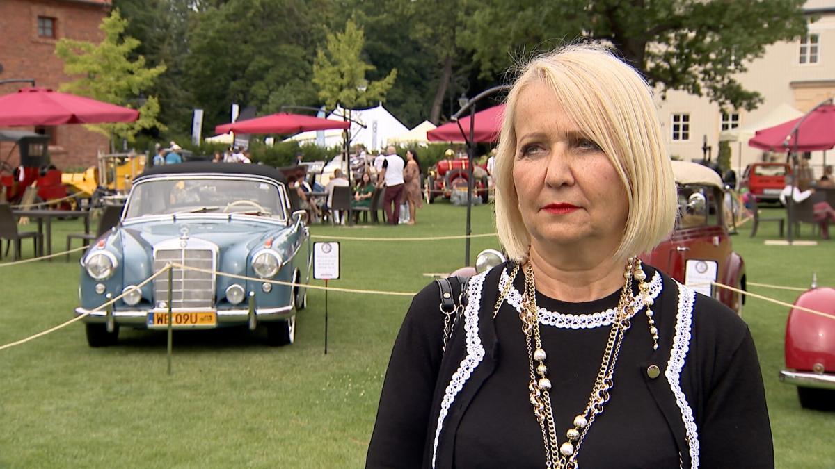 W Polsce przybywa wielbicieli zabytkowych aut. Mercedes w czołówce 1