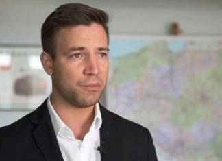 Wojciech Jakóbik, redaktor naczelny portaluBiznesAlert