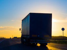 ciężarówka transport