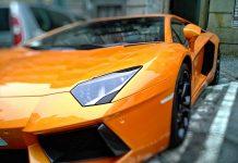 lamborghini samochód luksus