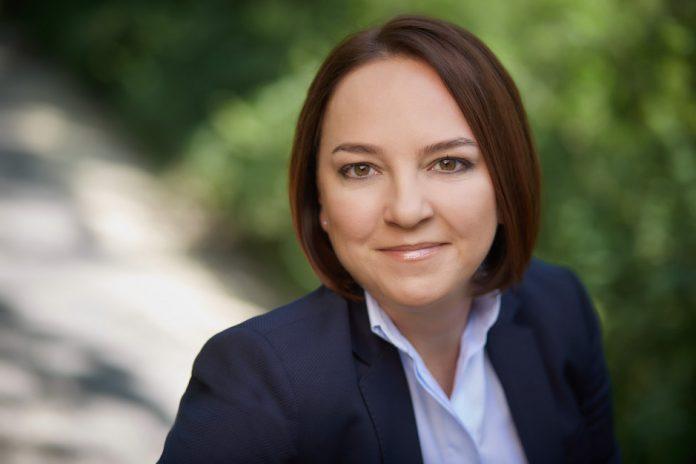 Agnieszka Góźdź, Dyrektor Działu Sprzedaży w MLP Group S.A.
