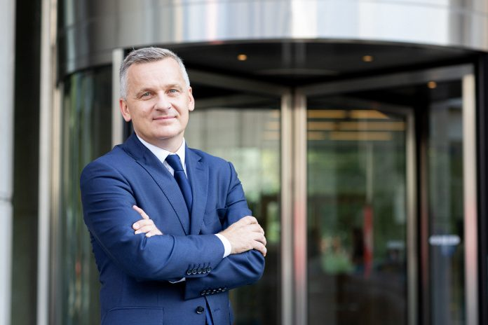 Andrzej Miron – członek zarządu Nationale-Nederlanden ds. technologii oraz CIO (Chief Information Officer)