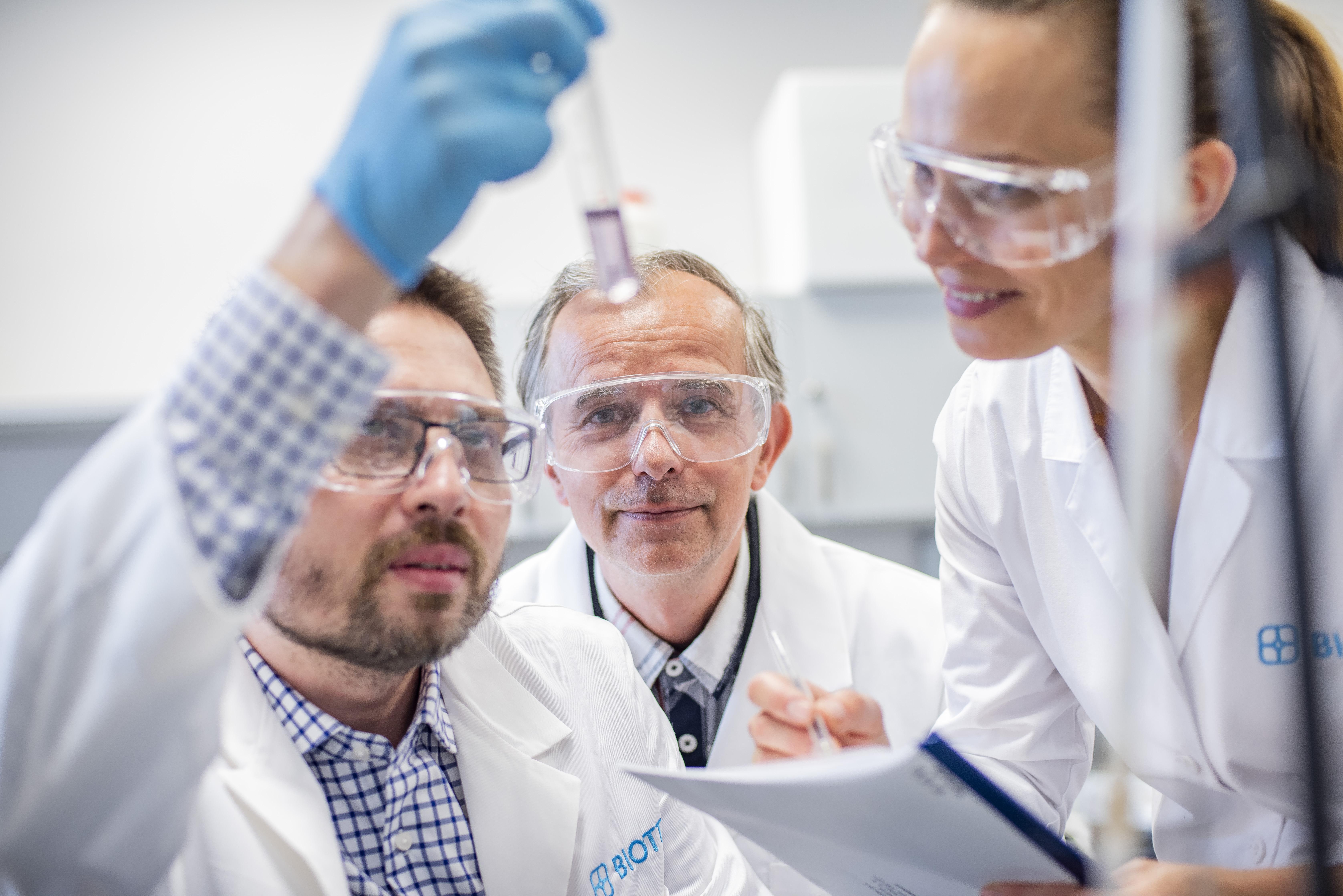 Biotts – polski startup fabryką biotechnologicznych patentów