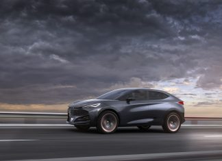 CUPRA Tavascan – nowy elektryczny i sportowy SUV