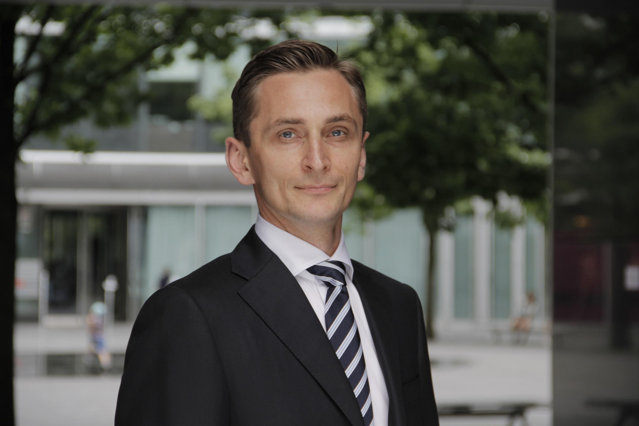 Dariusz Forysiak, dyrektor w Dziale Doradztwa Inwestycyjnego w Polsce, Colliers