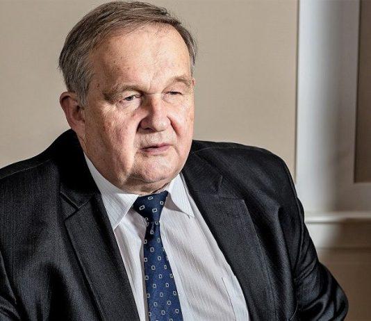 Dr Andrzej Maria Faliński, były dyrektor generalny POHID