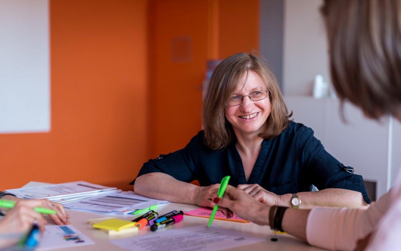 Elżbieta Książek ekspert ds. Rozwoju z PPNT