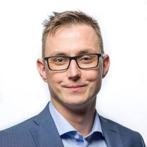 Filip Fludra, Sales Manager Exact Software Poland