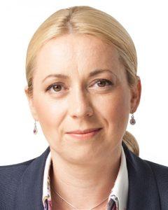 Izabela Mucha, MRICS, Head of Valuation CEE w BNP Paribas Real Estate