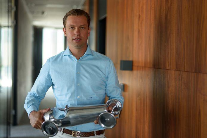 Jakub Dwernicki – prezes R22