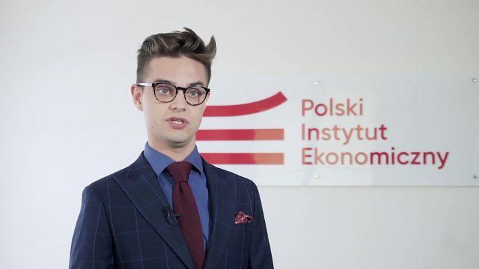 Krzysztof Kutwa, analityk Polskiego Instytutu Ekonomicznego