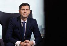 Maciej Nuckowski, członek zarządu Diebold Nixdorf