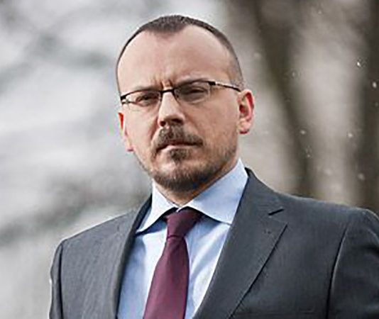 Marek Wróbel, prezes Fundacji Republikańskiej