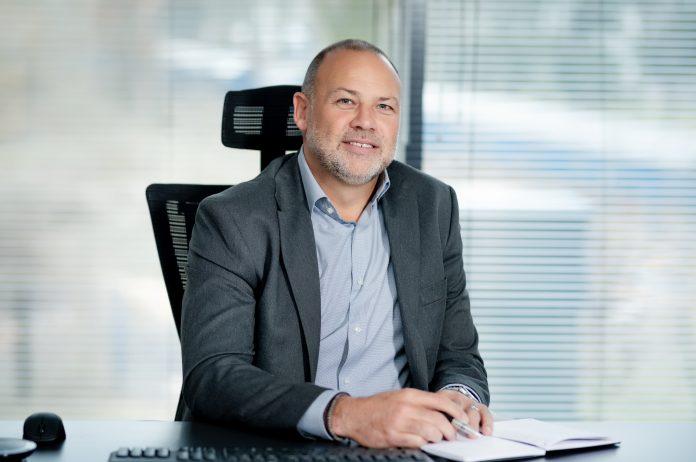 Hendrik Venter - dyrektor Generalny DHL Supply Chain na Europę kontynentalną, Bliski Wschód i Afrykę