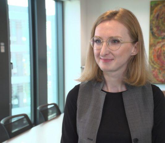 Magdalena Szewczyk, zastępca dyrektora Biura Analiz iOceny Ryzyka wEuler Hermes Polska