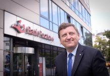 Robert Kuraszkiewicz, Prezes Zarządu Banku Pocztowego