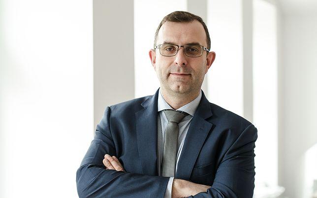 Robert Strzelecki, prezes zarządu Grupy TenderHut (2)