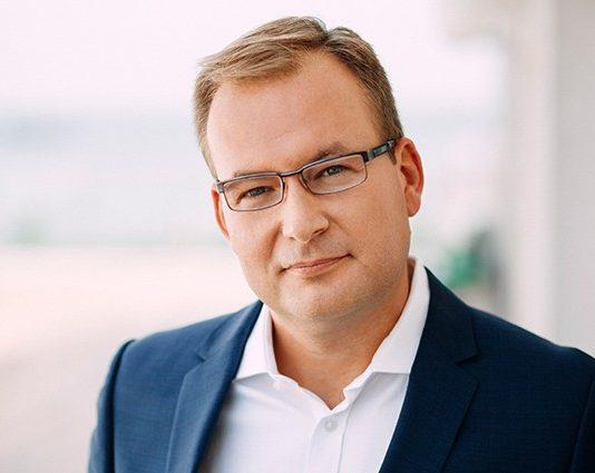 Sebastian Ptak, prezes zarządu Blue Media