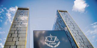 Trybunał Sprawiedliwości Unii Europejskiej