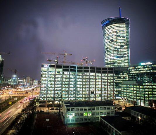 Warszawa rondo Daszyńskiego