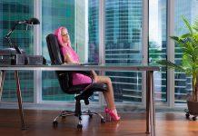 kobieta praca