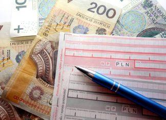 rachunek przelew płatność mandat