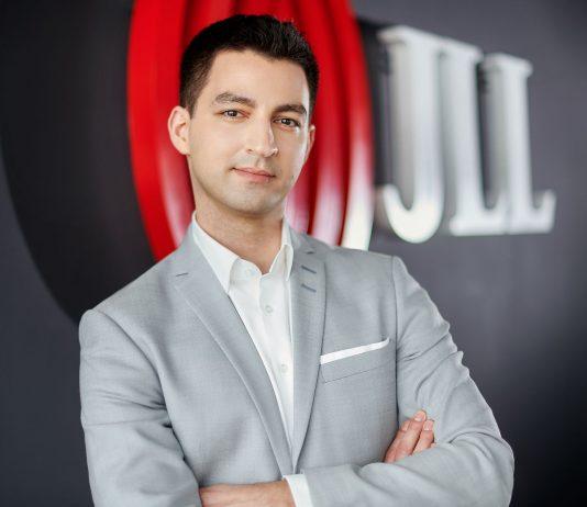 Adam Lis, Doradca ds. Elastycznych Rozwiązań Biurowych, JLL