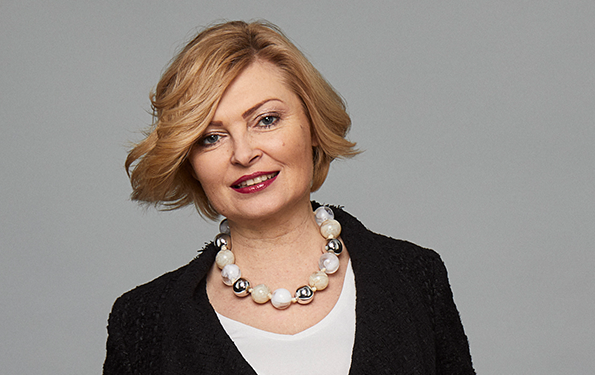 Alina Lempa, prezes IQS