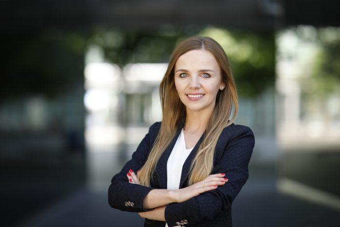 Anna Maroń, analityk w Dziele Doradztwa i Badań Rynku w Colliers International