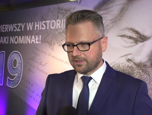 Do obiegu trafił pierwszy w historii banknot o nominale 19 zł. Wyprzedał się w ciągu kilku godzin