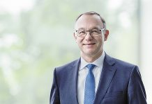Dr Detlef Trefzger, dyrektor generalny Kuehne + Nagel International AG