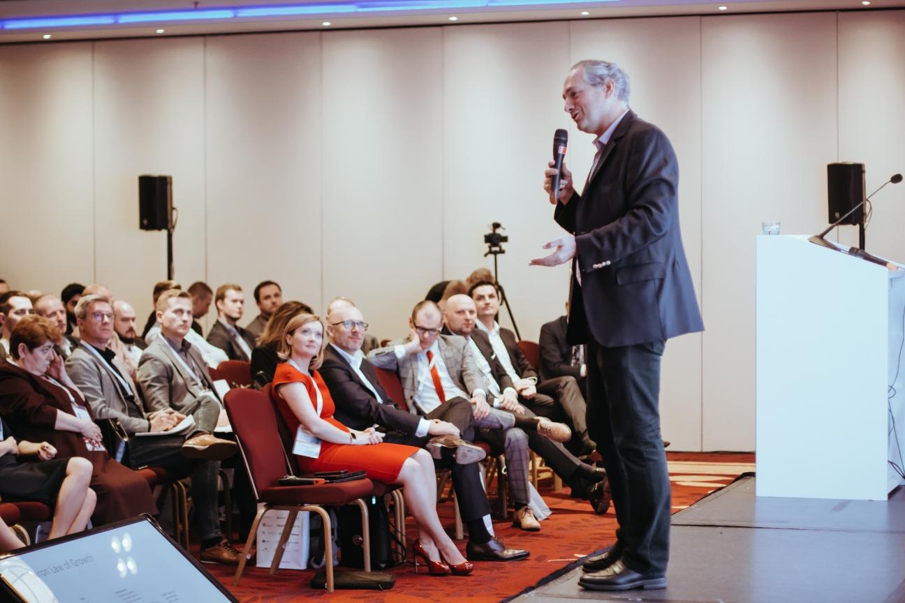 Konferencja – Bliżej doskonałości – Michael Balle fot.3