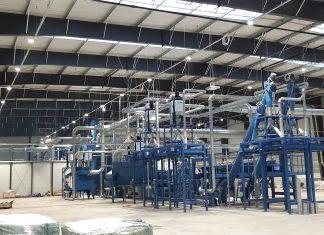 Linia technologiczna w Chełmie Grupa Recykl