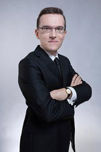 Marcin Frąckowiak, radca prawny w dziale prawa pracy kancelarii Sadkowski i Wspólnicy