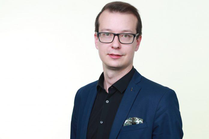 Paweł Ryciak, agent ubezpieczeniowy Avivy