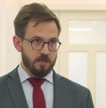 Piotr Leonarski, starszy prawnik w Zięba&Partners