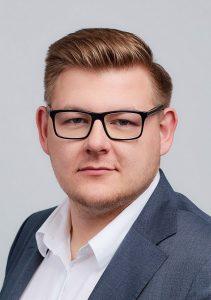 Rafał Pniewski, Konsultant w Dziale Kosztów PFRON w Ayming Polska