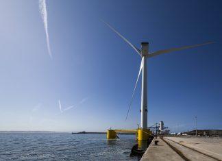 WindFloat Atlantic – rozpoczyna się instalacja pierwszej pływającej farmy wiatrowej w Europie kontynentalnej