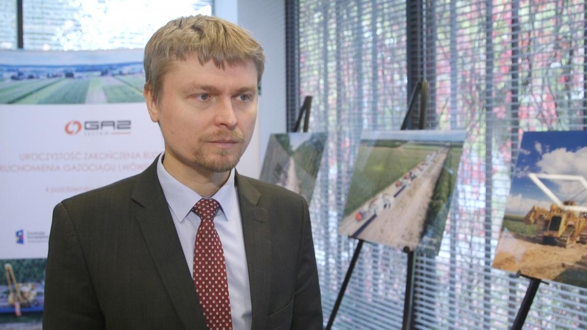 Zakończyła się budowa gazociągu Lwówek-Odolanów. To kluczowa inwestycja dla uniezależnienia się od dostaw rosyjskiego gazu 1