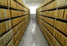 dokumenty archiwum administracja