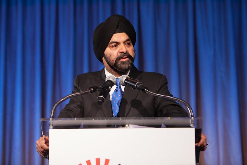Ajay Banga, prezes i dyrektor generalny Mastercard