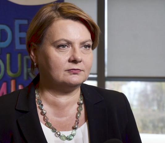 Aleksandra Krysiak, Dyrektor w Związku Pracodawców Przemysłu Odzieżowego i Tekstylnego PIOT