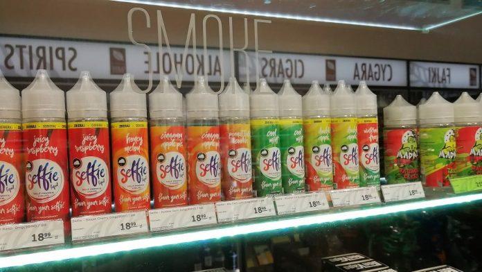 Ceny liquidów