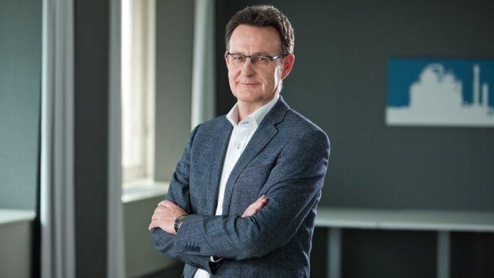 Ferenc Horváth, Executive Vice President ds. Segmentu Downstream w Grupie MOL