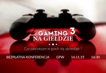 III edycja Gamingu Na Giełdzie